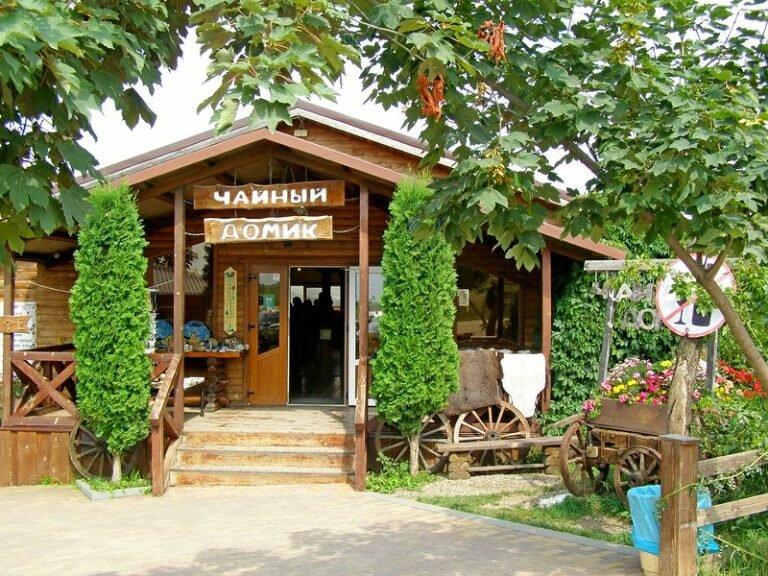 магазин чая и кофе — Чайный домик — Карачаево-Черкесская Республика, фото №1