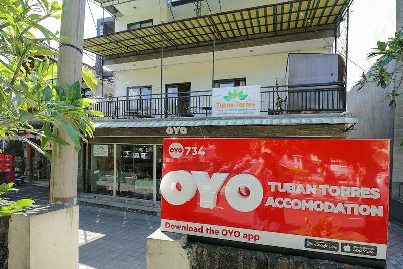 Oyo 734 Tuban Torres Accomodation