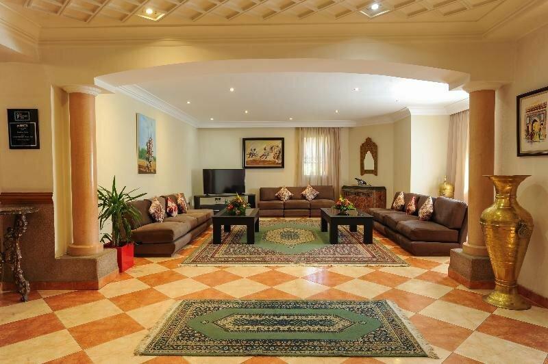 Résidence Amina Resort & SPA
