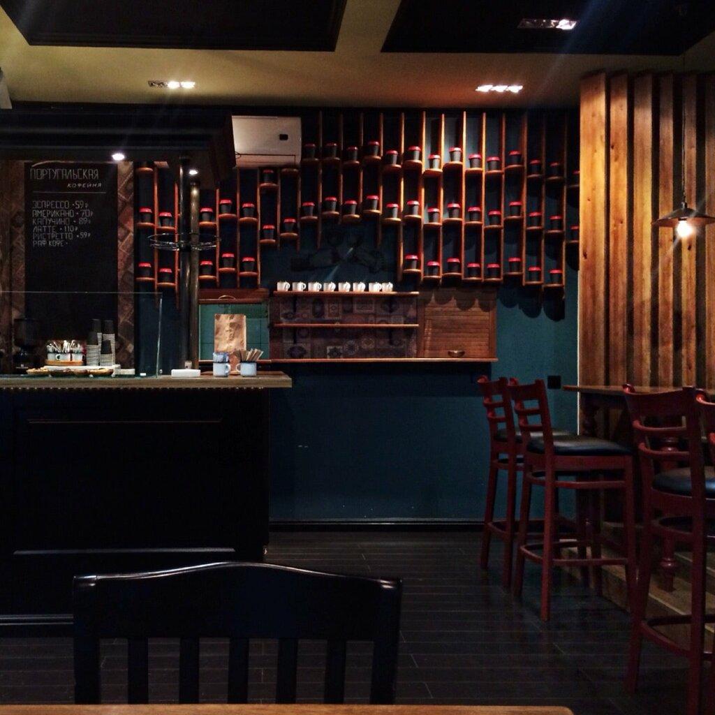 кофейня — Pasteis & coffee — Санкт-Петербург, фото №2