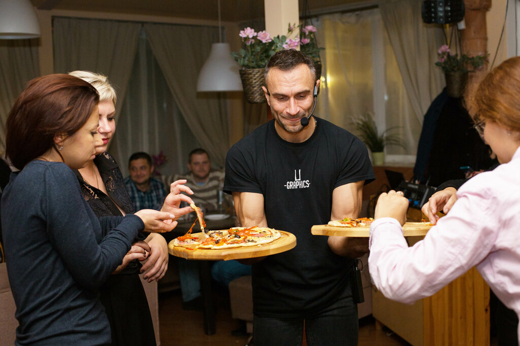 кафе — Арена Пицца — Витебск, фото №4