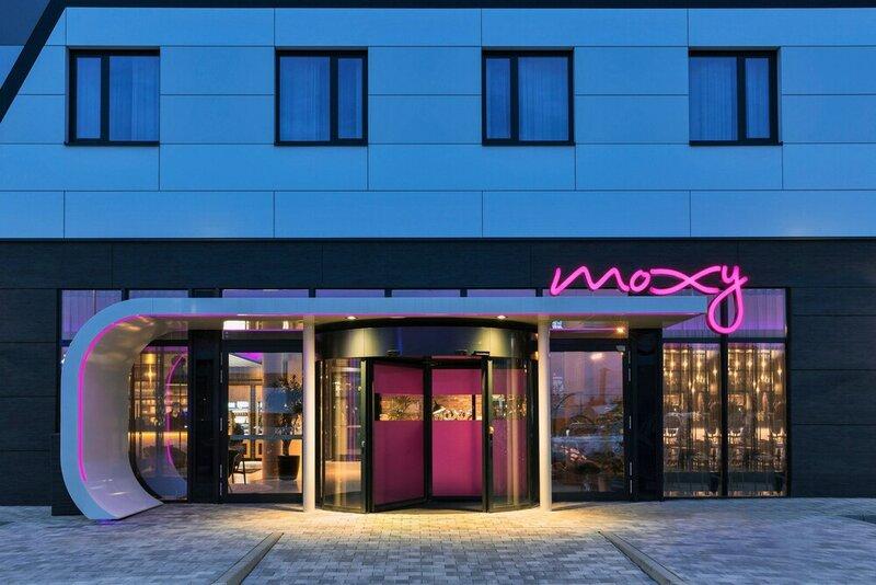 Moxy Frankfurt Airport Kelsterbach