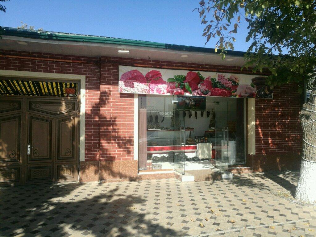 магазин мяса, колбас — Казы № 1 — Ташкент, фото №1