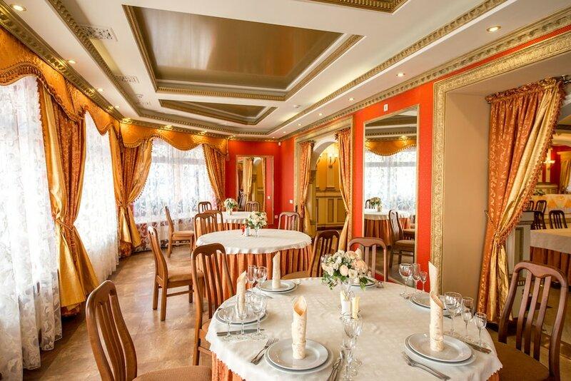 Гостинично-ресторанный комплекс Пысанка