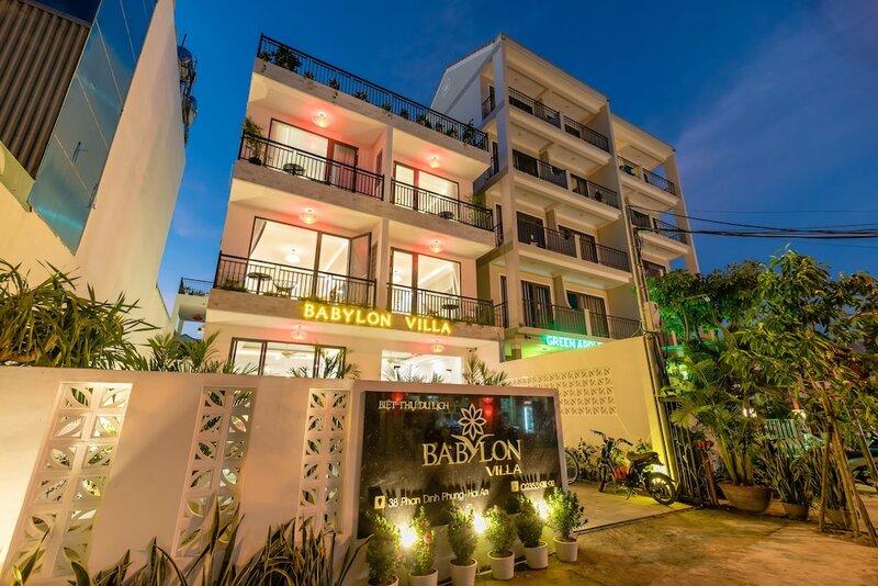 Babylon Villa