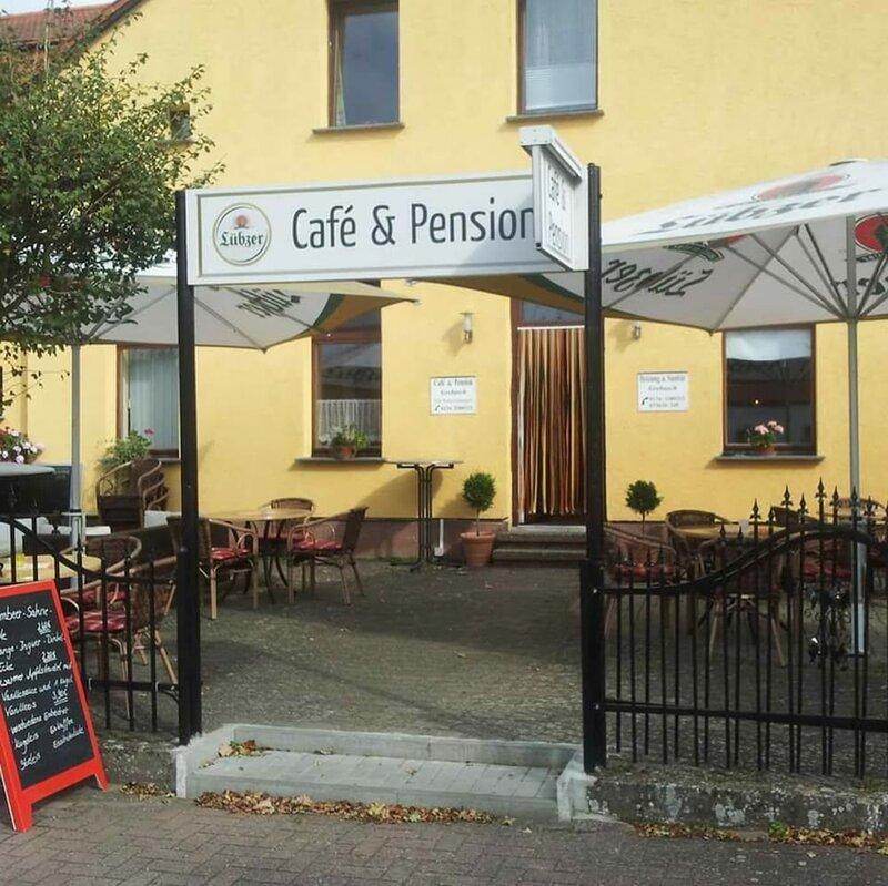 Pension & Cafe Grebasch