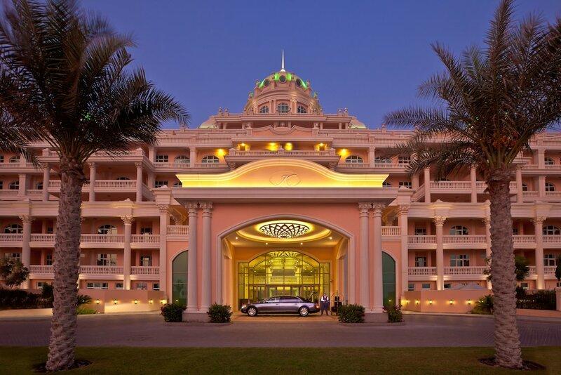 Kempinski Hotel & Residences - Пальма Джумейра