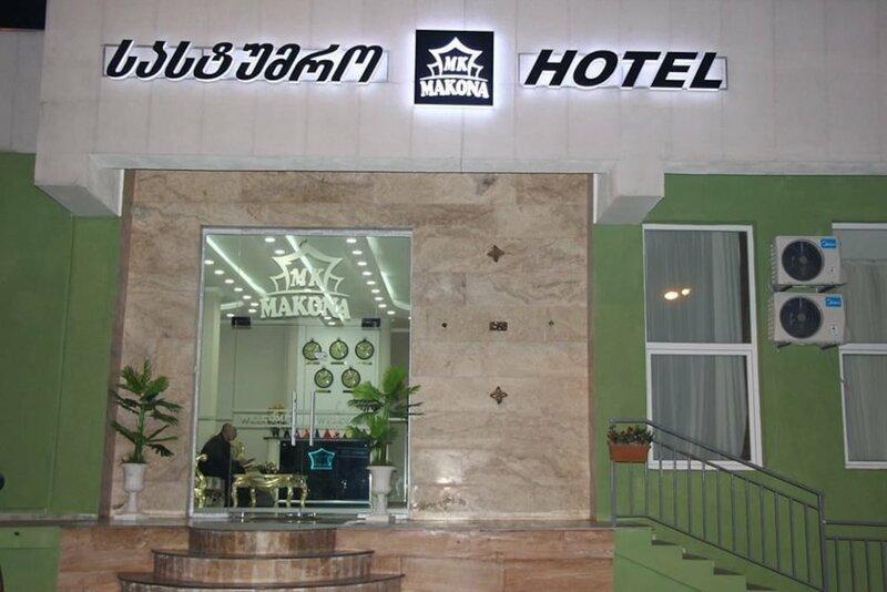 Hotel Makona