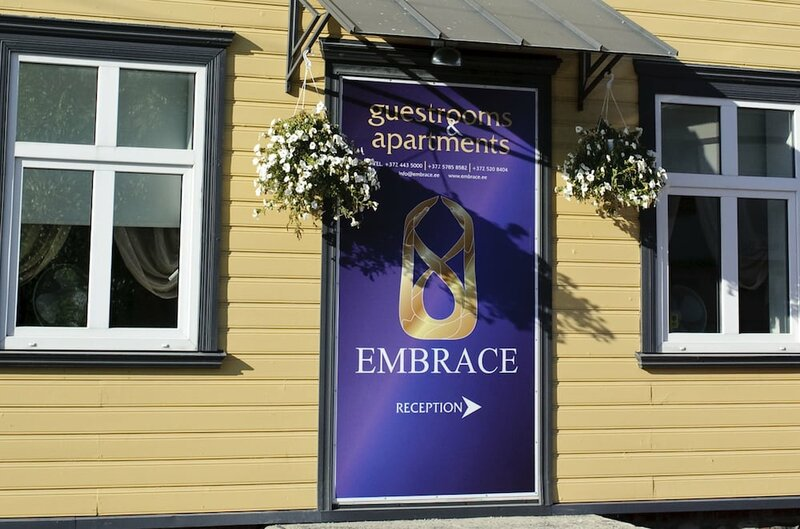 Embrace Guestrooms & Apartments