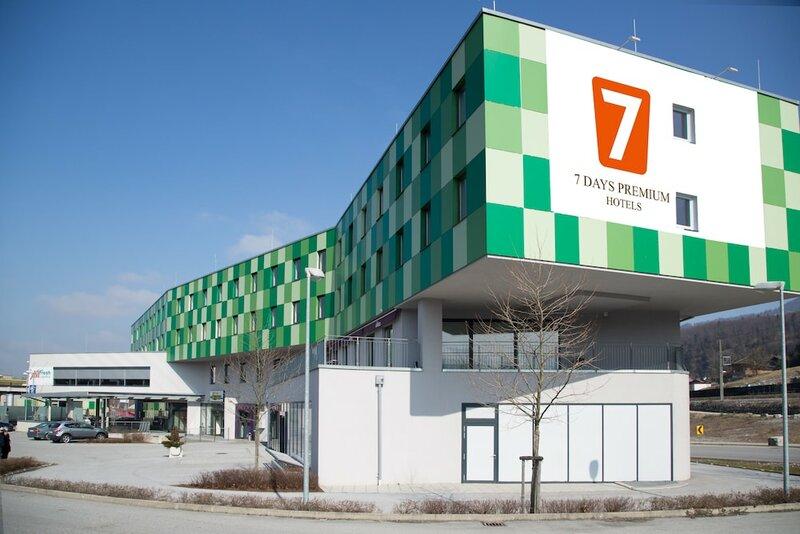 7 Days Premium Hotel Salzburg – Urstein
