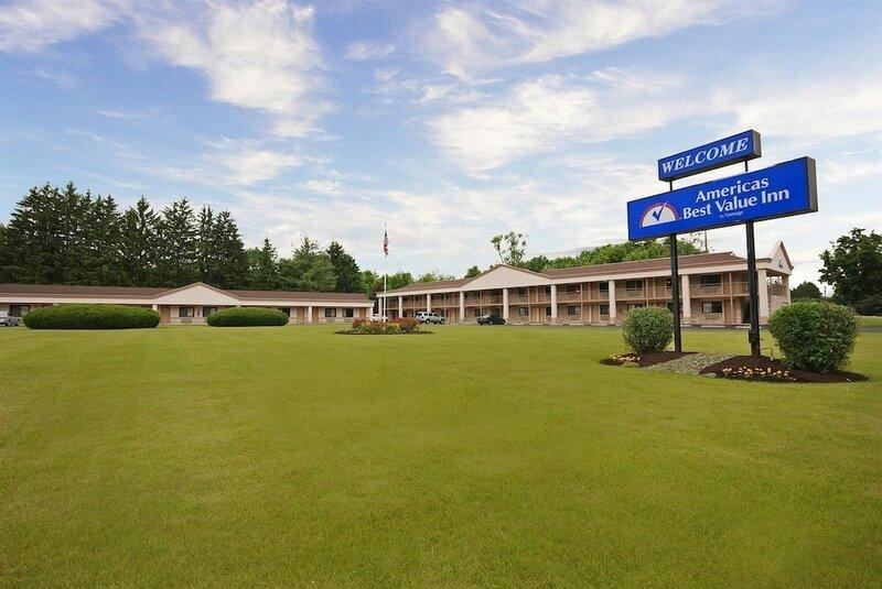 America'S Best Value Inn, Central Valley