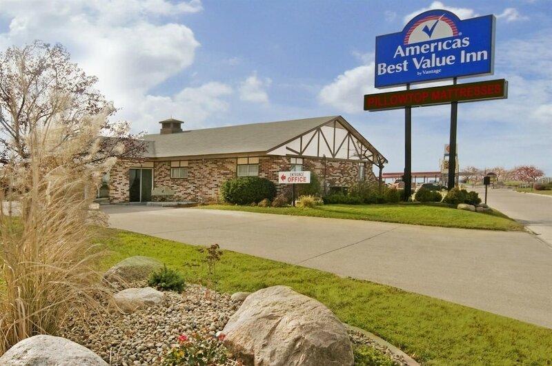 Americas Best Value Inn Osceola