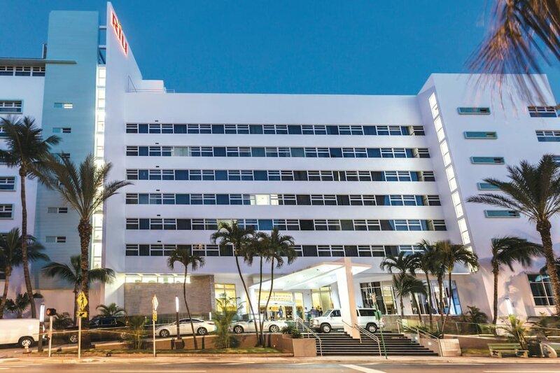 Hotel Riu Plaza Miami Beach