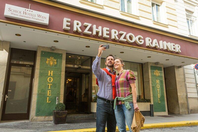 Отель Erzherzog Rainer
