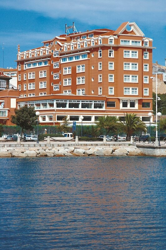 Hotel Nh Collection A Coruña Finisterre