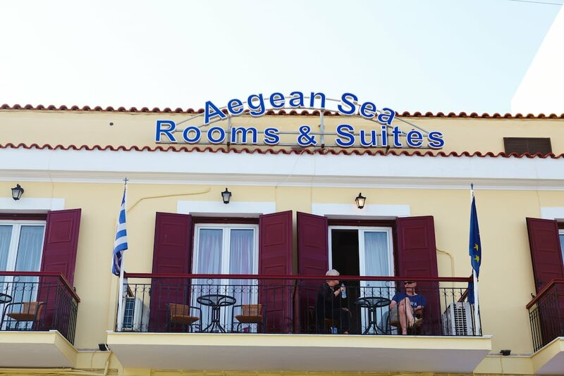 Aegean Sea Rooms and Suites