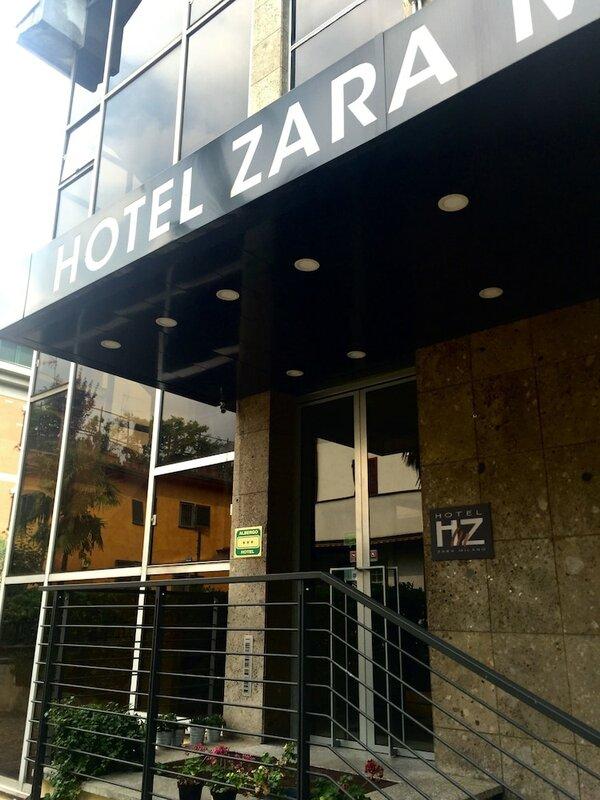 Отель Zara Milano