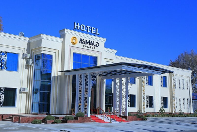 Гостиница Asmald Palace