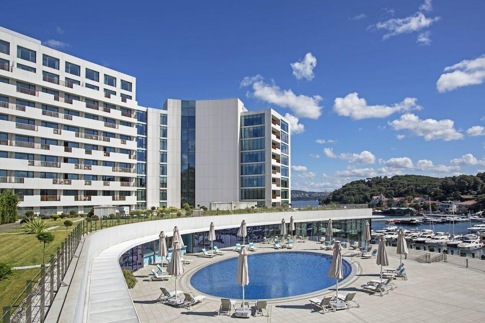 otel — The Grand Tarabya Hotel — Sarıyer, photo 2