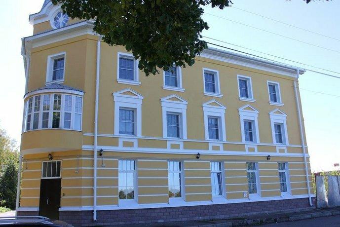 Гостиница на Введенской