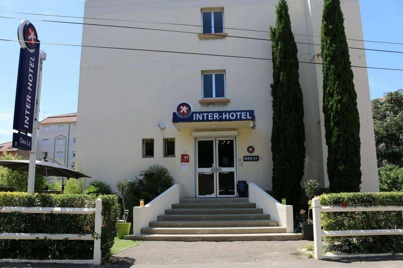 Hotel Dauly Lyon-Bron