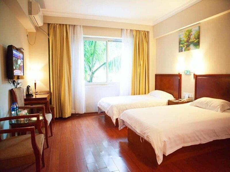 Greentree Inn Xiamen Yuzhou Garden Express