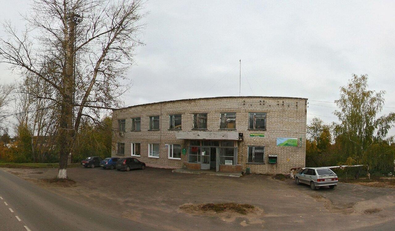 Нижегородская область поселок октябрьский фото