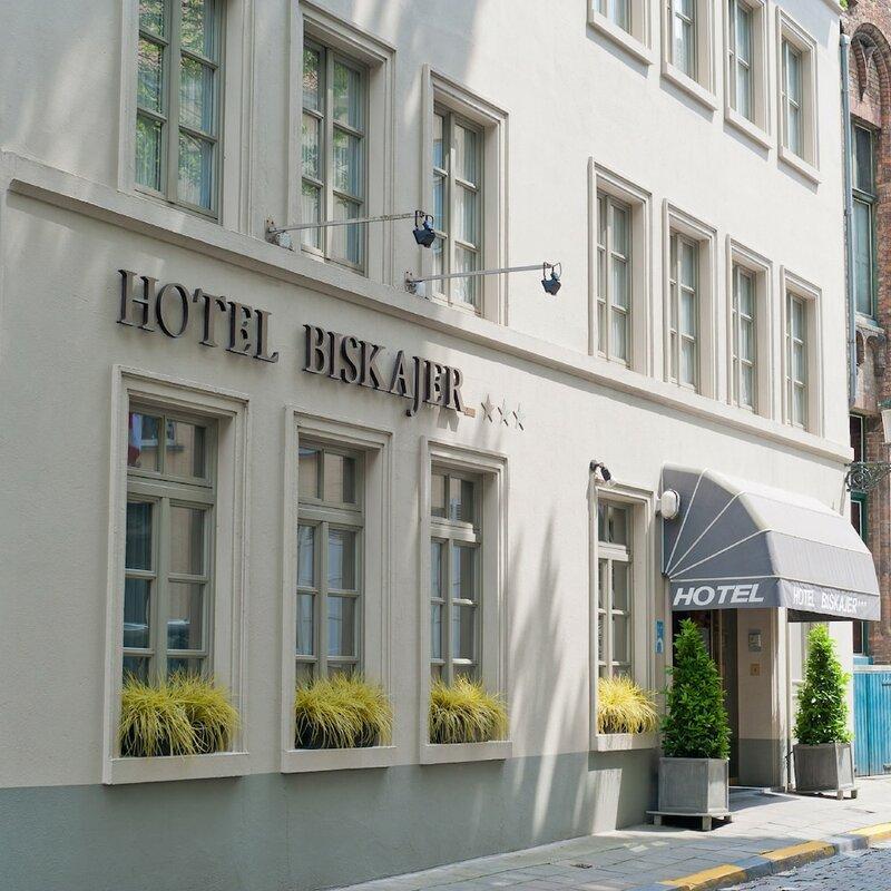 Отель Biskajer Adults Only