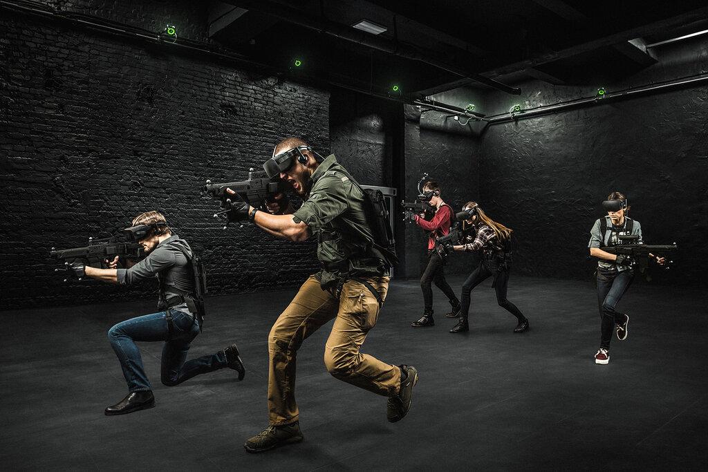 клуб виртуальной реальности — Anvio — Москва, фото №3