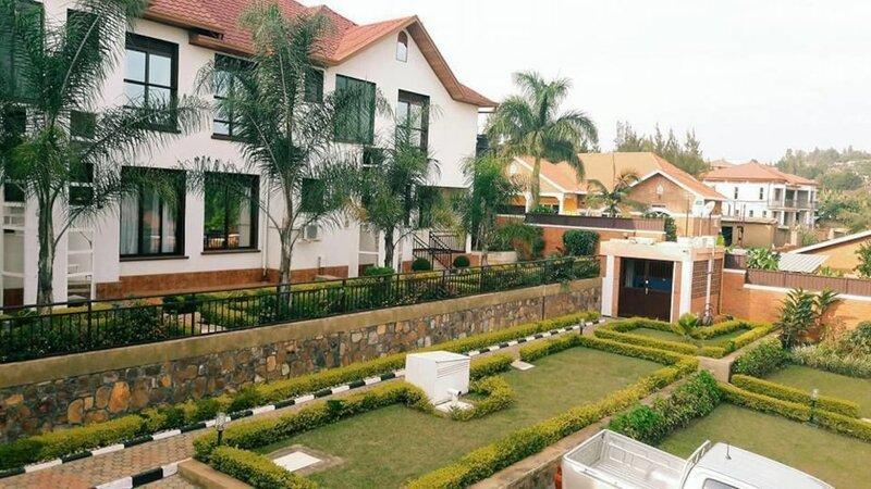 World House Gisozi Hotel