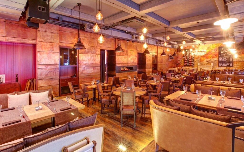 ресторан — Ресторан Мясо & Рыба — Москва, фото №7