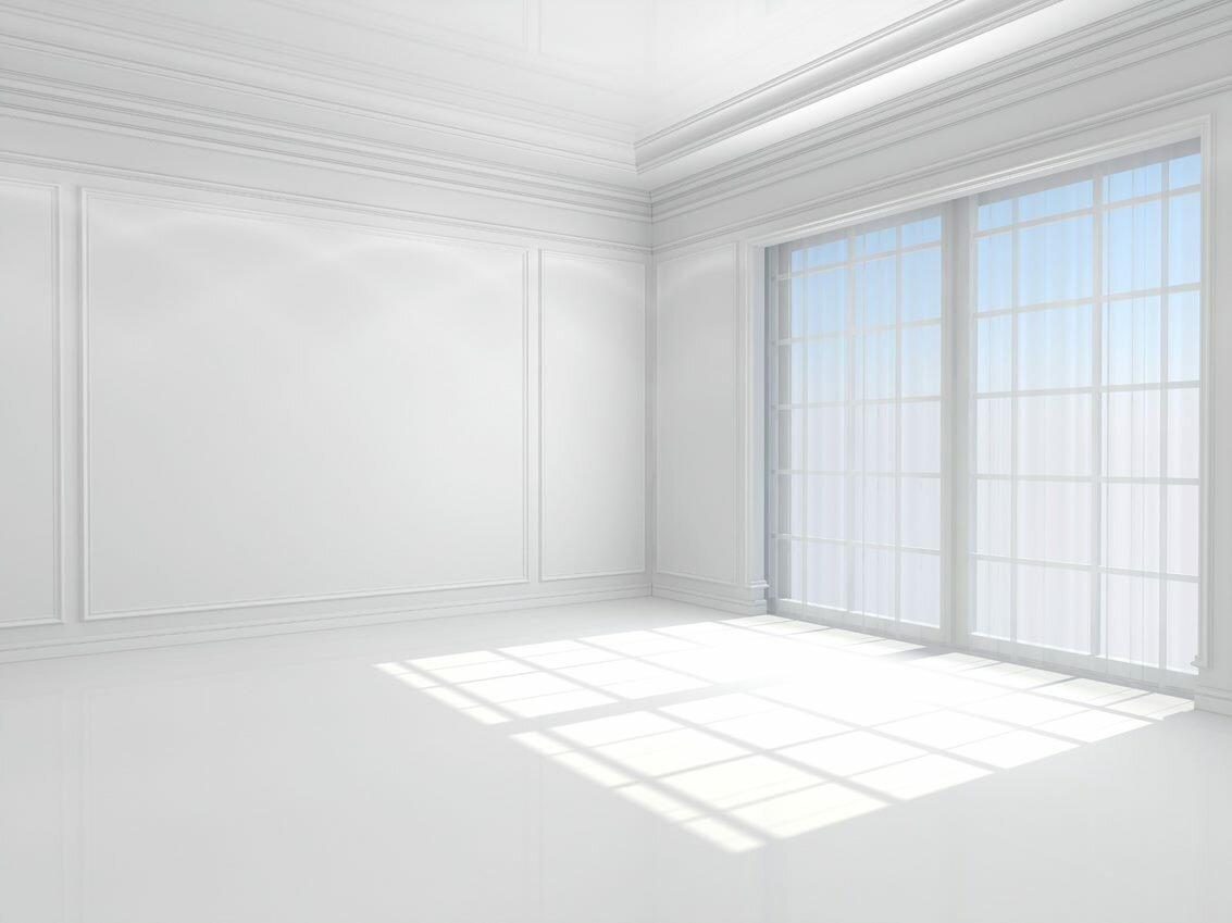 картинка комната пустая большая поздравления днем