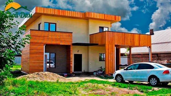 быстровозводимые здания — Каркас Свой Дом — Краснодар, фото №10