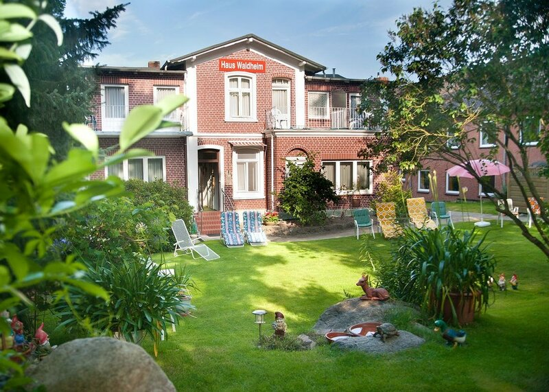 Pension Haus Waldheim