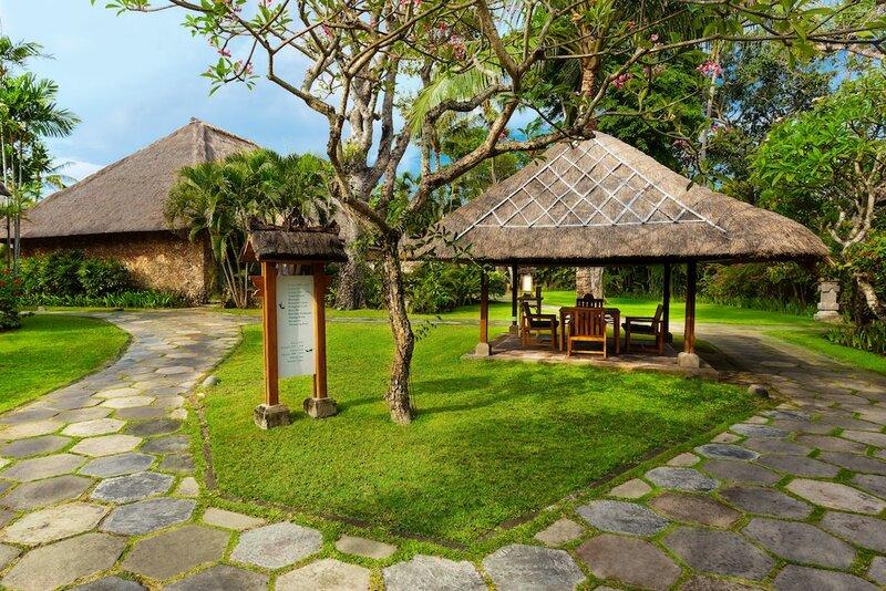 The Oberoi Beach Resort, Bali