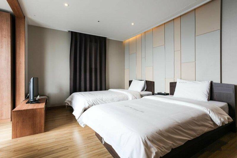 Pyeongtaek Port Co'op Stay Hotel