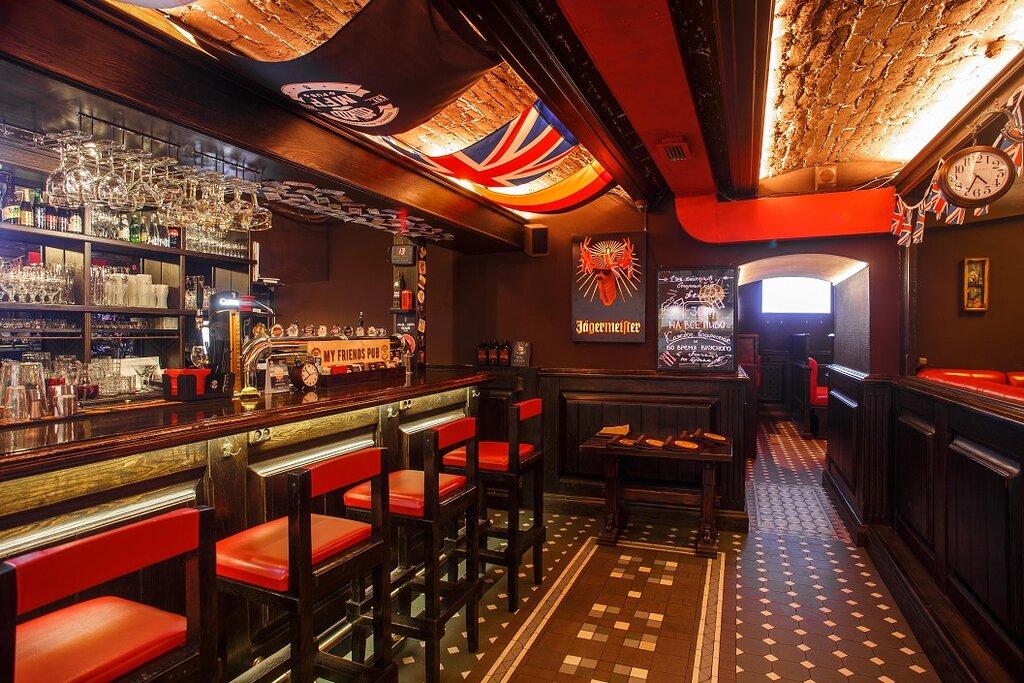 pub, bar — My Friends Pub — Saint Petersburg, фото №9