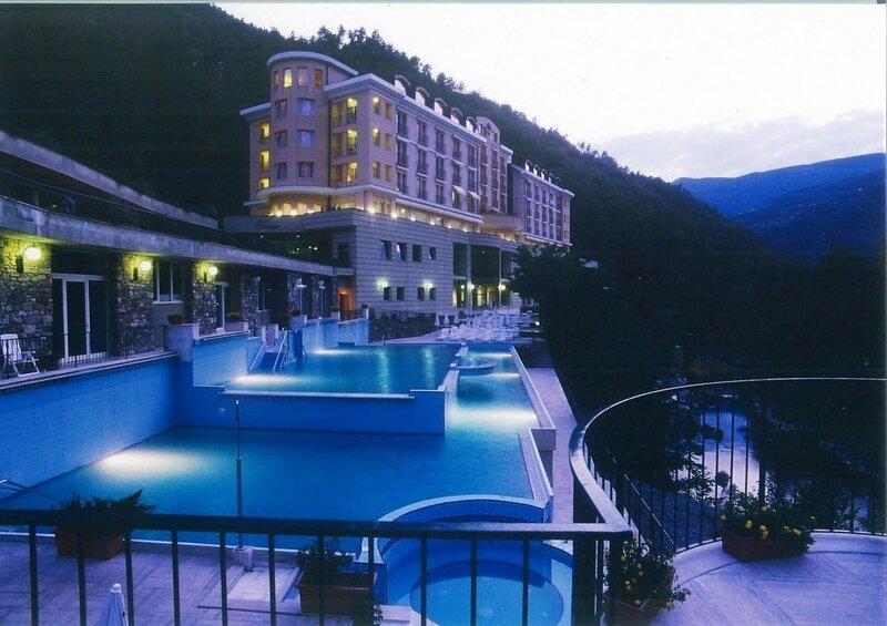 Grand Hotel Pigna Antiche Terme & SPA