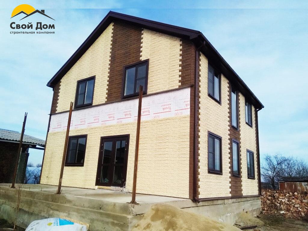 быстровозводимые здания — Каркас Свой Дом — Краснодар, фото №9