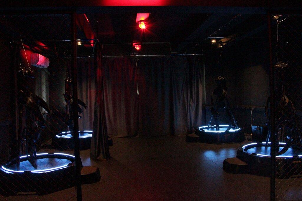 клуб виртуальной реальности — Vr Imperia — Москва, фото №1