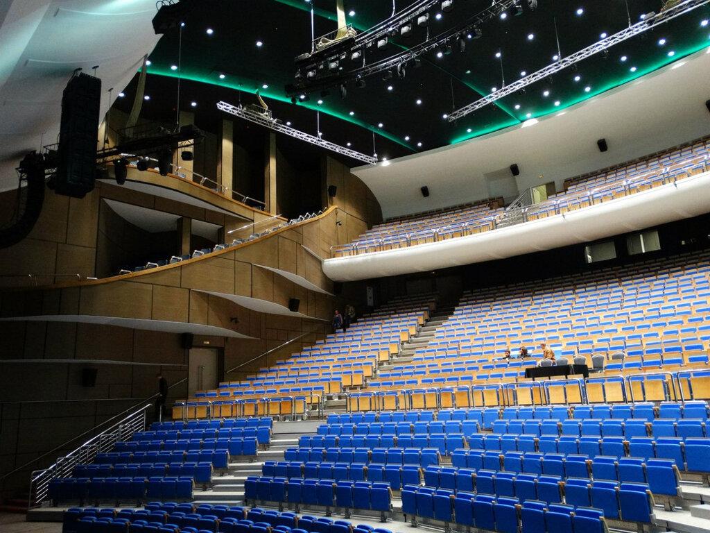 калининградский театр эстрады фото ссора