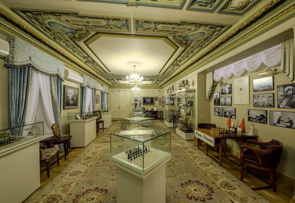 музей — Музей Шахмат — Москва, фото №2