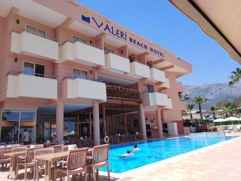 Отель Valeri Beach