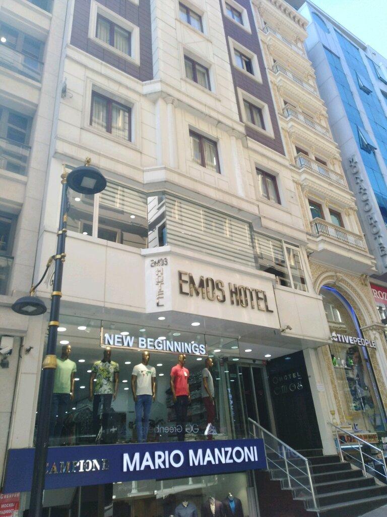 otel — Emos Hotel — Fatih, photo 2