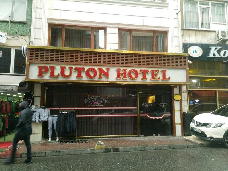 Pluton Hotel