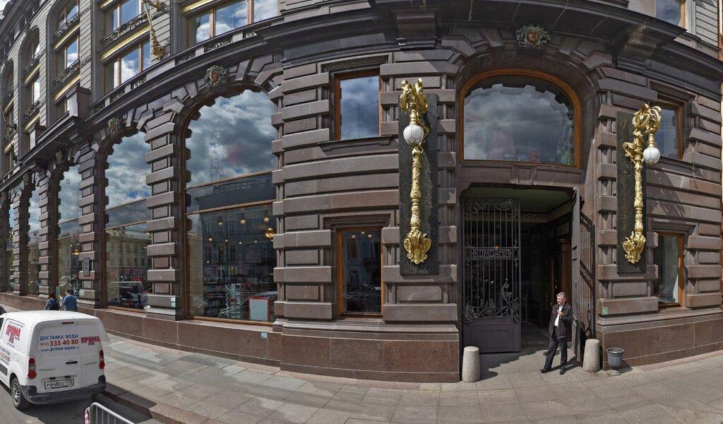 Панорама бизнес-центр — Бизнес-центр Дом Зингера — Санкт-Петербург, фото №1