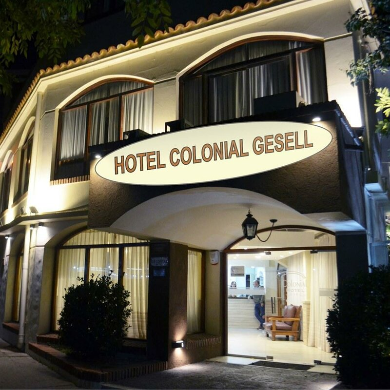 Hotel Colonial Gesell