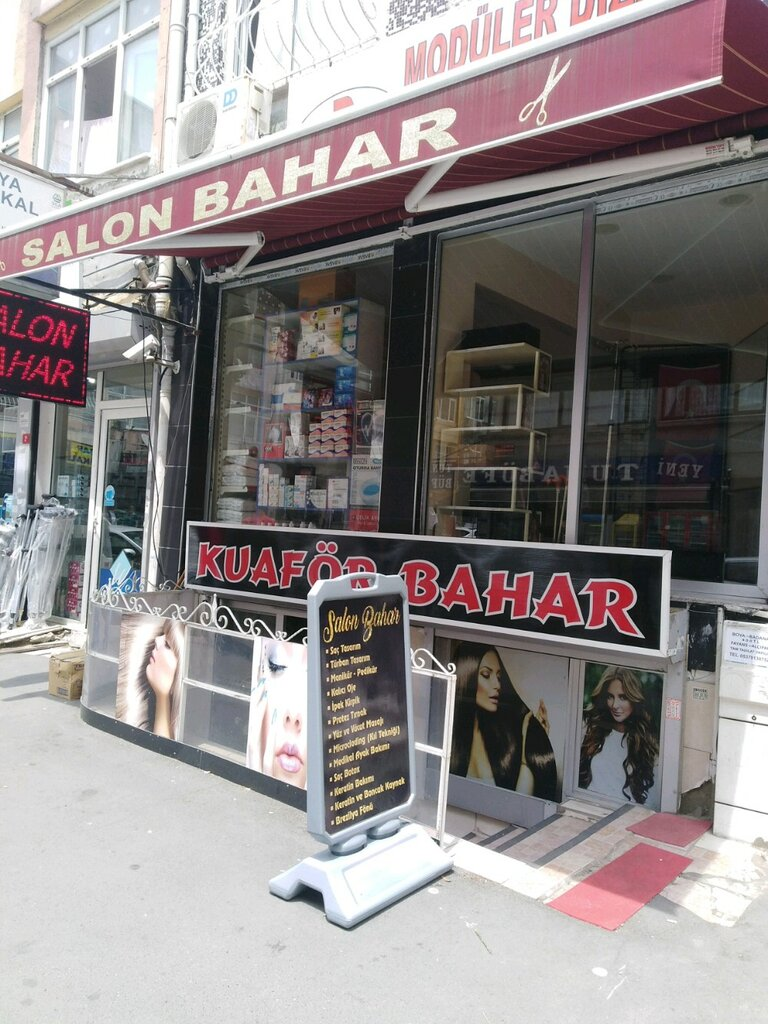 kuaförler — Salon Bahar — Fatih, photo 1