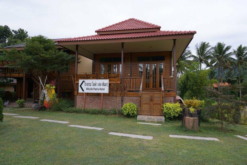 Villa de Panta Hotel