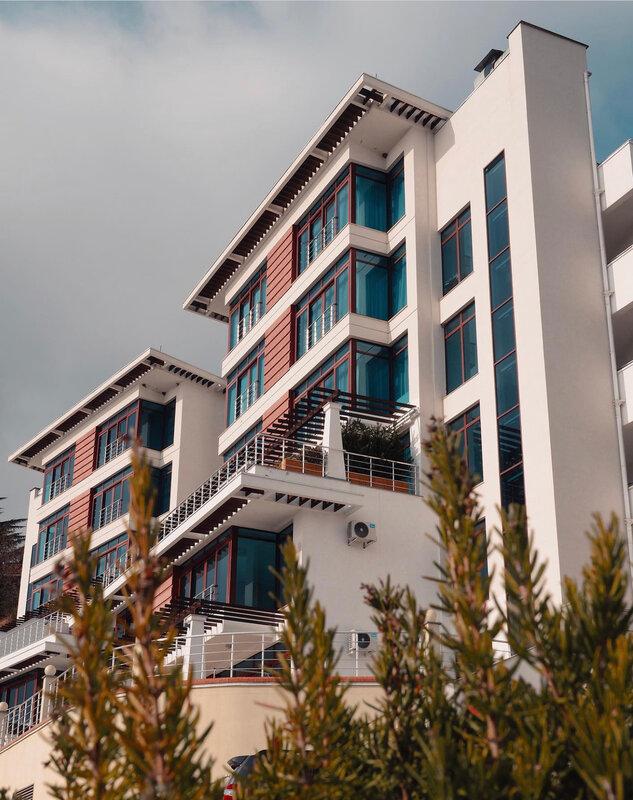 Апартаменты Альба